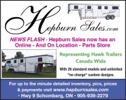 Hepburn Sales now has an Online - And On Location - Parts Store