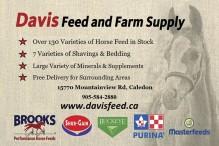 Davis Feed and Farm Supply