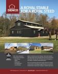 Think horse barns. Think Denco.
