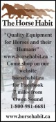 Quality Equipment for Horses and their Humans