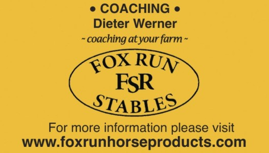 Fox Run Stables Coaching