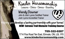 Helping you develop a lasting partnership with your horse!