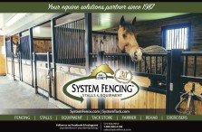 System Fence: Equine solutions since 1987